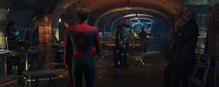 """Filmowiec nie odpowiada na pytanie, czy zasady działania multiwersum w MCU mają być zbliżone do tego, co zobaczyliśmy w animacji """"Spider-Man: Uniwersum"""". Jego zdaniem, reguły funkcjonowania wieloświata wyłoży w filmie Nick Fury."""