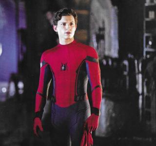 Spider-Man: Daleko od domu - zdjęcia z magazynu Empire