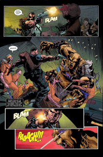 War of the Realms: Punisher #2 - plansze