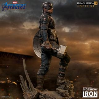 Kapitan Ameryka - figurka kolekcjonerska w wersji deluxe
