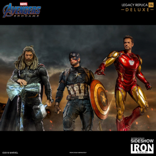 Avengers: Endgame - figurki kolekcjonerskie