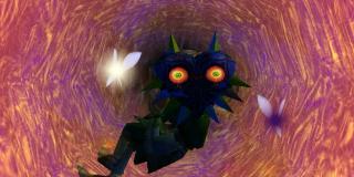 Majora jest potężną istotą zaklętą w masce z gry The Legend of Zelda: Majora's Mask.