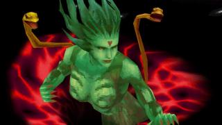 Cloud of Darkness - ten przeciwnik nie wygląda może zbyt imponująco, ale dysponuje ogromną, niemal nieograniczoną siłą - to jeden z najpotężniejszych oponentów w całej historii Final Fantasy.