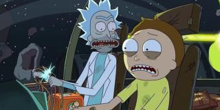 Jedna z najpopularniejszych teorii mówi, że Zły Morty to.. oryginalny Morty Ricka. Fani doszukują się wskazówek na ten temat w pewnych odcinkach, jednak w żaden sposób nie zostało to potwierdzone przez twórców.