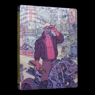 Cyberpunk 2077 - steelbook
