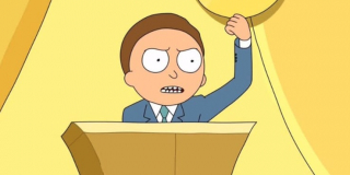 To zdecydowanie jedna z najbardziej szalonych teorii. Niejaki HarlequinWasTaken sugeruje, że każdy Morty dorasta i... kończy jako Rick.