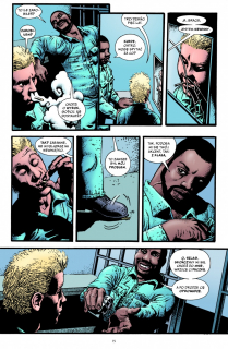 Hellblazer. Tom 1 - plansza