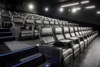 Fotele VIP w Multikinie Młociny