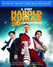 Harold i Kumar: Spalone święta