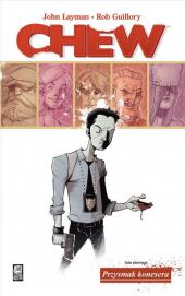 Chew #01: Przysmak konesera