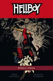 Hellboy 12. Burza i pasja