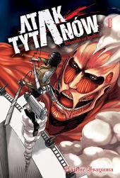 Atak tytanów #1