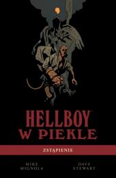 Hellboy w Piekle #01: Zstąpienie
