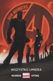 New Avengers. Wszystko umiera
