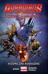 Strażnicy Galaktyki #01: Kosmiczni Avengers