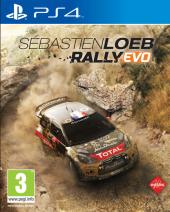 Sebastian Loeb Rally Evo