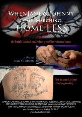 When Jane & Johnny Come Marching… Home Less