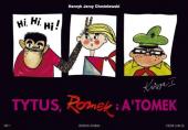 Tytus, Romek i A'Tomek. Księga I