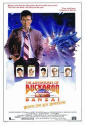 Przygody Buckaroo Banzai
