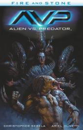 Fire and Stone #03: Alien vs Predator