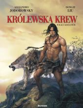 Królewska krew #03: Wilki i królowie