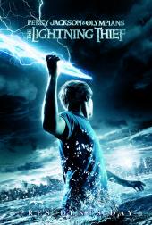 Percy Jackson i Bogowie Olimpijscy - Złodziej Pioruna
