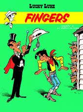 Lucky Luke. Fingers