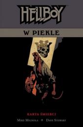 Hellboy w Piekle #02: Karta śmierci