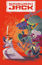 Samuraj Jack #01: Sploty czasu