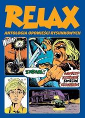 Relax. Antologia opowieści rysunkowych #2