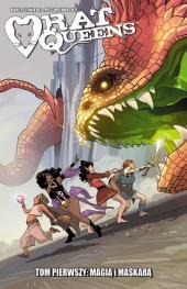 Rat Queens #1: Magią i maskarą