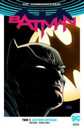 Batman #01: Jestem Gotham