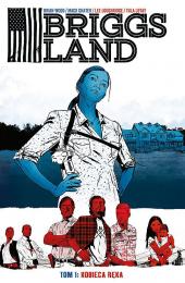 Briggs Land #01: Kobieca ręka