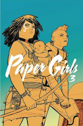 Paper Girls, tom 3