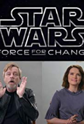 Mark Hamill and Daisy Ridley's Epic Star Wars: Force for Change Announcement
