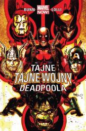 Tajne wojny. Tajne Tajne Wojny Deadpoola