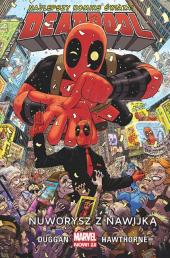 Deadpool #01: Nuworysz z nawijką
