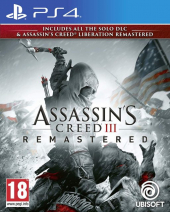 Assassins' Creed III: Remastered