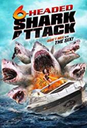 Sześciogłowy rekin atakuje