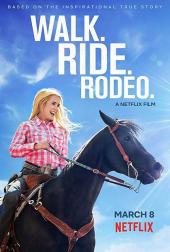 Chodzenie, jazda, rodeo