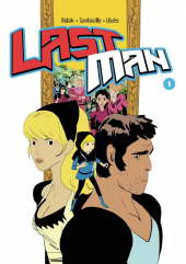 LastMan, tom 1