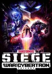 Transformers: Wojna o Cybertron  - trylogia