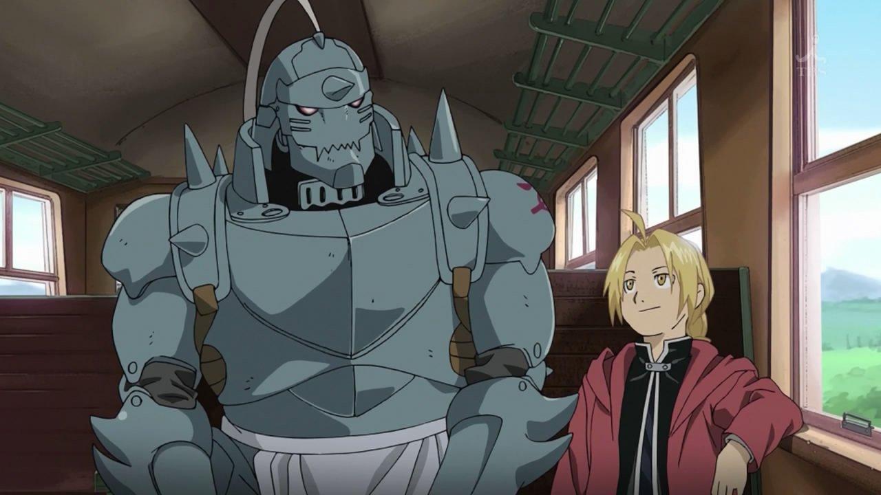 Fullmetal Alchemist: Brotherhood - serial anime, który ...