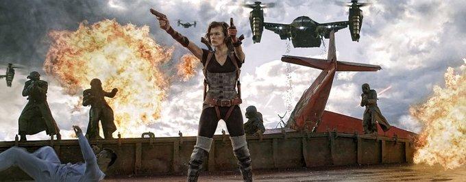 """Kiedy zdjęcia do """"Resident Evil 6""""?"""
