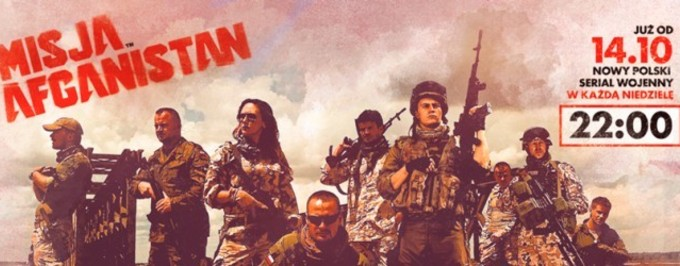 """Pierwsze spojrzenie na """"Misję Afganistan"""""""