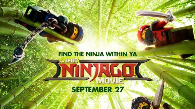 LEGO Ninjago: Film - plakat