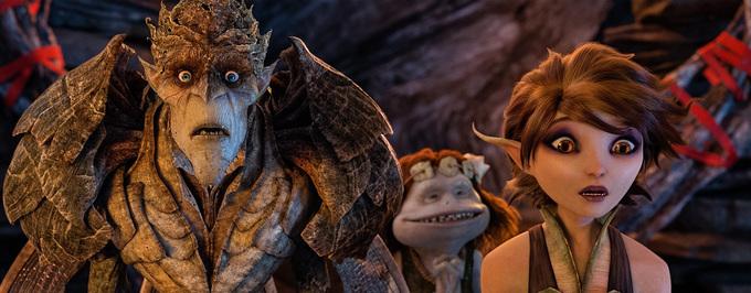 """Zobacz zwiastun animacji """"Strange Magic"""" George'a Lucasa"""