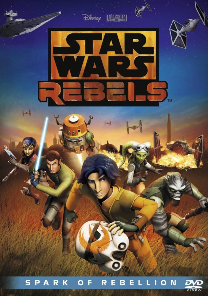 Star Wars Rebelianci: Iskra Rebelii