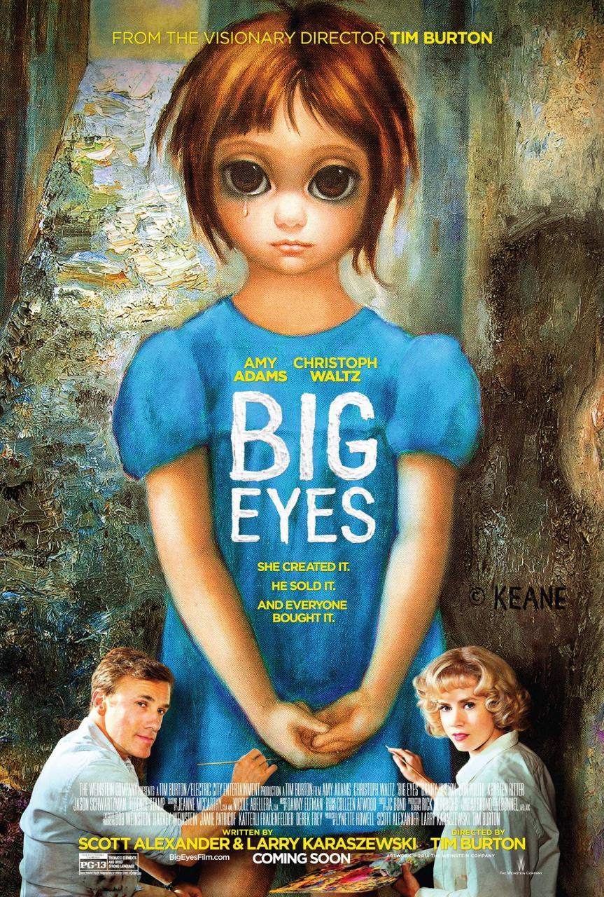 Wielkie oczy