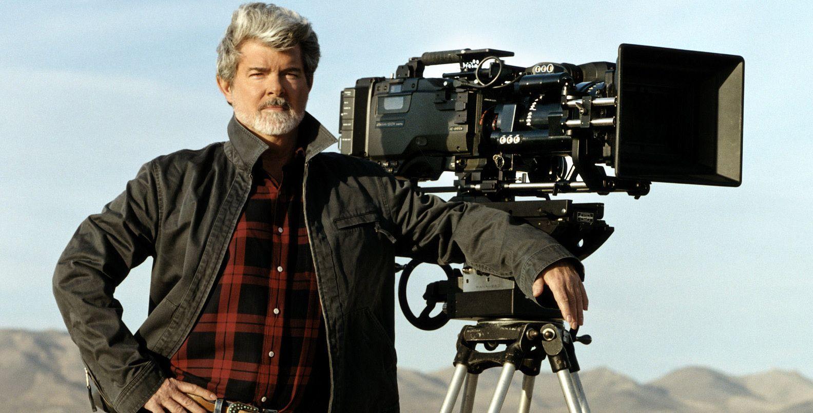 """George Lucas nie ma żadnego wpływu na """"Gwiezdne Wojny: Przebudzenie Mocy"""""""